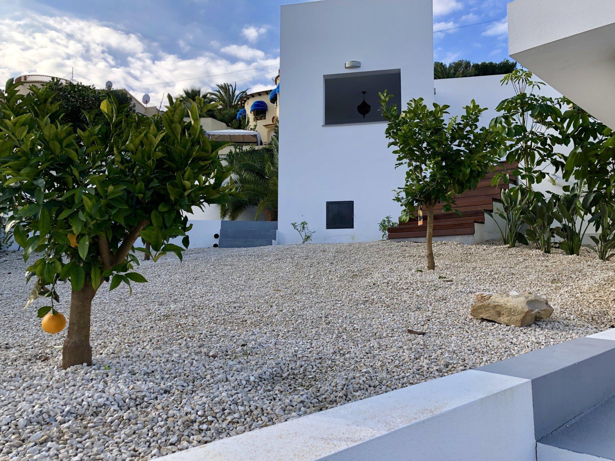 Casa Épica een moderne villa in benissa aan de rand van de
